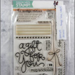 Simon Says Stamp: envelope sentiments