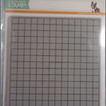 Simon Says Stamp: grid background