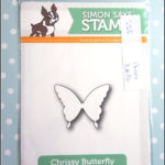 Simon Says Stamp: Chrissy butterfly