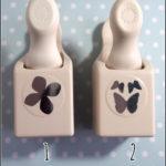Martha Stewart hydrangea punch, Martha Stewart 3-in-1 butterfly punch