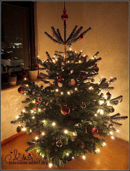 #maluAdvent - Weihnachtsbaum 2015