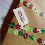 [Werkeltisch] #134 – Geschenkverpackungen #maluAdvent
