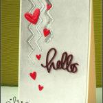 """[Werkeltisch] #82 – """"hello"""""""