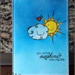 """[Werkeltisch] #88 – """"Sonne und Wolken"""""""