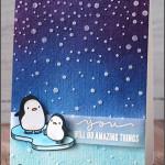 [Werkeltisch] #103 – arctic penguins von Mama Elephant