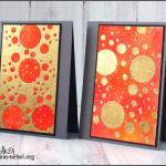 """[Werkeltisch] #112 – Zwillingskarten """"sparkly twins"""""""