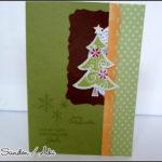 [Werkeltisch] #3o – Weihnachtskarte 2011