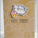 [Werkeltisch] #145 – happy purrday