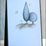 [Werkeltisch] #148 – graue Bäume mit PurpleOnionDesigns
