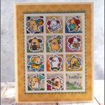 """[Werkeltisch] #171 – Babykarte mit """"little dog agenda"""" von Mama Elephant"""
