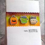 """[Werkeltisch] #178 – Halloween-Karte mit den """"Fab-BOO-lous Friends"""""""