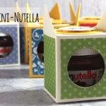 [Werkeltisch] Verpackung für Mini-Nutella