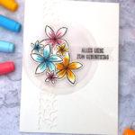 [Werkeltisch] Geburtstagskarte mit Krokussen