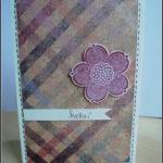 """[Werkeltisch] #37 – Karte """"hello"""""""