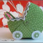 [Werkeltisch] #45 – Babywagen und Babykarte
