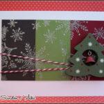 [Werkeltisch] #47 – Weihnachtskarte 2012