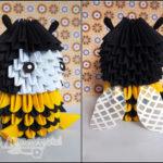 [Werkeltisch] #54 – Modular Origami Biene