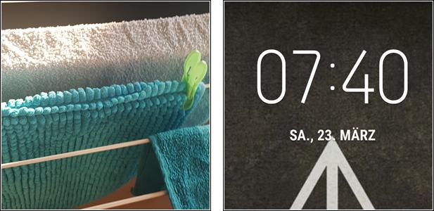 """Picture my Day"""" Day 30 #pmdd30 Haushaltskram - Wäsche aufhängen"""
