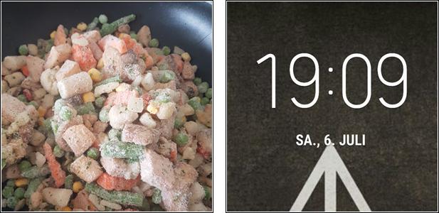 "Picture my Day"" Day 31 #pmdd31 - Abendessen!"