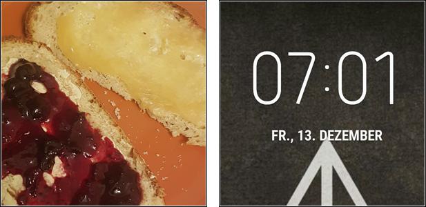 """Picture my Day"""" Day 32 #pmdd32 - Frühstück!"""