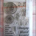 Simon Says Stamp - sketch ranunculus