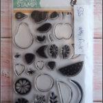 Simon Says Stamp - artsy fruits