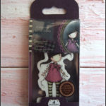 SANTORO's gorjuss - No. 13 fairy lights (collectable rubber stamp)