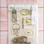 create a smile stamps - strahlende Küste