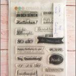 create a smile stamps - Hey Quatschkopf