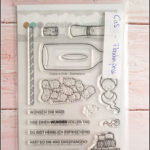 create a smile stamps - Flaschenpost