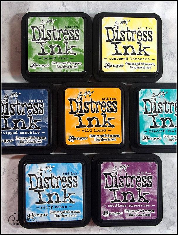 Vorstellung: Ranger Distress Ink | fraeulein-nebel.org