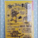 Waffleflower Crafts - Hocus Pocus + Stanzen