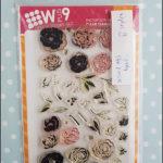 Wplus9 - pretty little peonies
