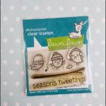 lawn fawn - season's tweetings